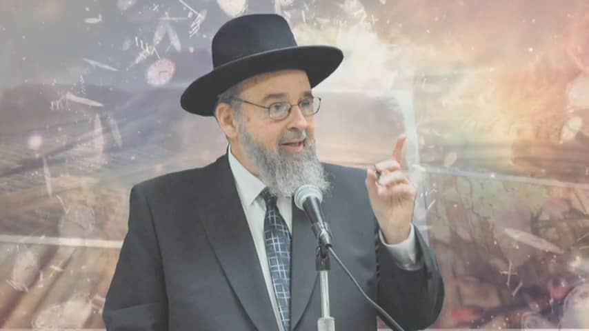 Rabbi Zweig on the Parsha