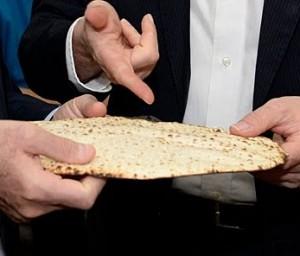 break-matzah