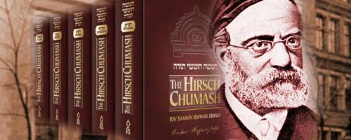 The Timeless Rav Hirsch