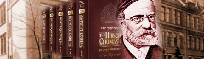 The Timeless Rav Hirsch