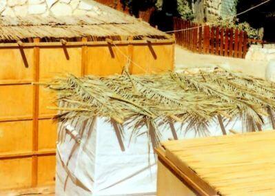 Building a Sukkah • Torah org