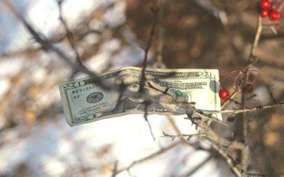 Taking Money Found on the Street