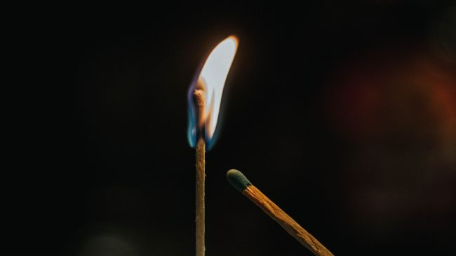 Chapter 3, Law 2 – Playing with Fire
