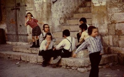 Chapter 1, Mishna 7:  Jewish Ghettos