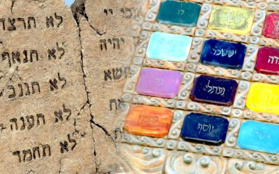 Chapter 1, Mishna 12:  Aaron vs. Moses